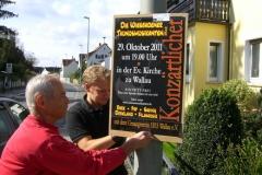 2011 Plakate aufstellen 008