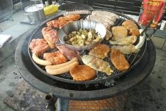 und Grill-Buffet - Ein toller Tag!
